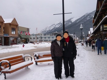 Banffの街並み.jpg